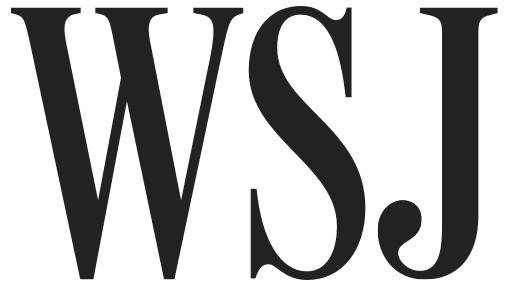 Wall Street Journal aka WSJ Logo
